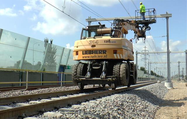 Railcare - Krol