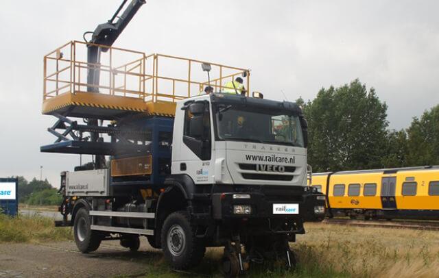 Railcare - Railtruch
